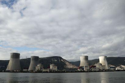 Päätösehdotus europarlamentille: Ydinvoima ei ole turvallista ja se on ajettava alas