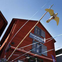 Pannukakkutalo lopettaa toimintansa torinrannan makasiinissa Oulussa