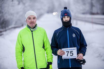 Maratoonarille maistuu lyhytkin lenkki – Juuso Jänkälä kipaisi ensimmäisen talvisarjajuoksunsa