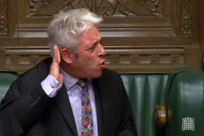 Parlamentin alahuone hyväksyi Johnsonin ehdottaman brexit-lain, mutta kumosi esityksen pika-aikataulusta