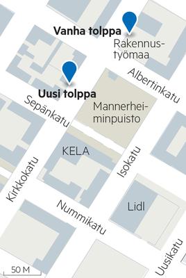Taksitolpat Oulu