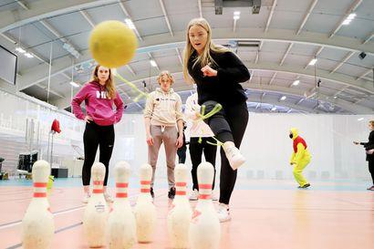 Hyvä ryhmähenki ja valinnanvapaus motivoivat liikunnan koulutuksissa