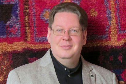 Pudasjärven seurakunnan kanttori Keijo Piiraiselle ylennys – siirretään B-virkaan ensi vuoden alusta alkaen