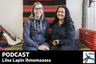 """Kuuntele Liisa Lapin ihmemaassa: Eliisa Lintula, 37, Riipi: """"Olen oppinut luottamaan omaan vaistoon"""""""