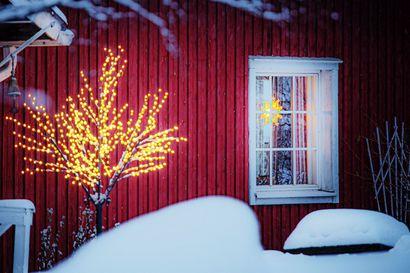 Lapin joulusta tulee paikoin mittaushistorian lumisin –todennäköisimmin ennätyksiä rikotaan Saariselällä ja Sodankylässä, Rovaniemelläkin kahlataan lähellä ennätystä