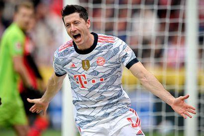 """Bayern München pilasi Hradeckyn illan – """"Jokaisen on katsottava peiliin"""""""