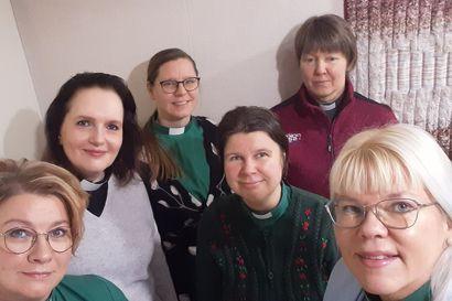 Tornion seurakunnan diakoniatyö toi iloa joulun alla
