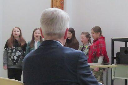 Video: Miten saamelaisilla menee? Ulkoministeri Pekka Haaviston vierailu Inarissa 11.2.