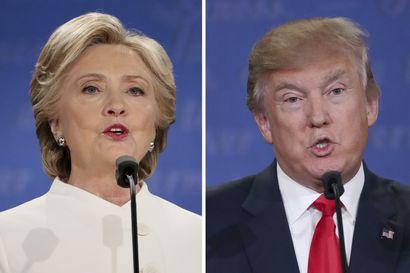 CNN: Clinton sai lähes 2,9 miljoonaa ääntä enemmän kuin Trump