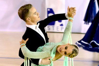 Peppi Kodis tanssi SM-kultaa