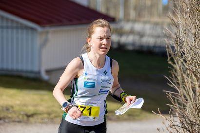 Äidin askel nousee rivakasti – oululaislähtöinen maajoukkuesuunnistaja Sofia Haajanen, 34, näyttää esimerkkiä, ettei äitiys ole este urheilulle kansainvälisellä huipputasolla