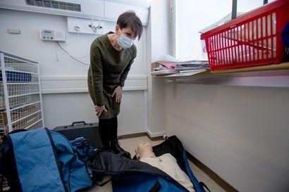 Hakijamäärä Raahen sairaanhoitajakoulutukseen ylitti kaikki odotukset - Manninen vilauttaa jopa kahden opetusryhmän mahdollisuutta