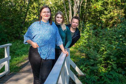 Sanginjoen kiistelty metsä sai oman dokumenttielokuvansa –Oulun yliopiston luokanopettajaopiskelijat tahtoivat tarttua sekä ajankohtaiseen että itseään lähellä olevaan aiheeseen
