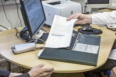 Terveyspalvelujen asiakastietoja päätyi epähuomiossa paperinkeräykseen Utajärvellä – erehdys johtui tietoturvajätteen tuhoamiseen tarkoitetun astian täyttymisestä