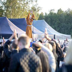 Kuuska soi Oulussa kotimaisin voimin elokuun lopussa – koronarajoitukset estivät Bonnie Tylerin tulon