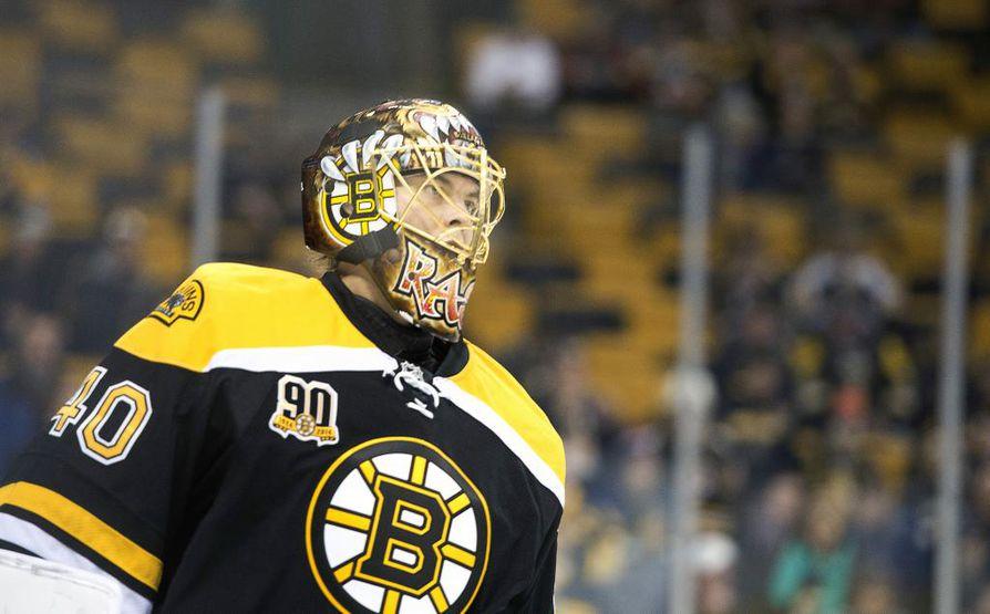 Tuukka Raskin Boston joutui taipumaan seitsemännessä finaalipelissä torstain vastaisena yönä.