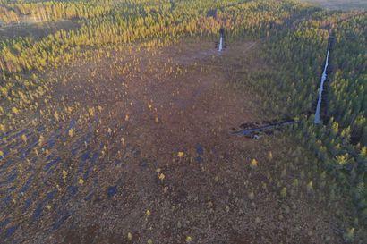 Vesistönsuojeluhanke alkaa Iijoella – Pilottihankkeessa kartoitetaan, voisiko ojitusvedet johtaa kuivuneille soille