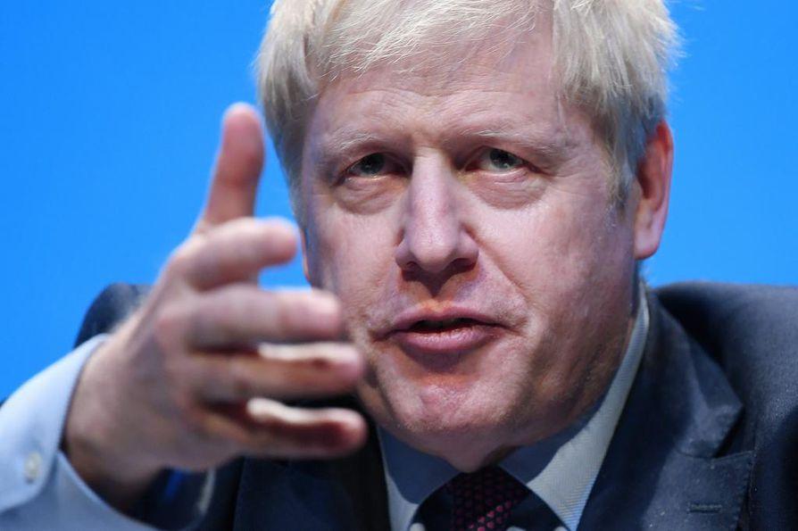Britannian pääministerin paikkaa tavoitteleva entinen ulkoministeri Boris Johnson uskoo, että poliittinen maisema on muuttunut Britanniassa ja mantereella.