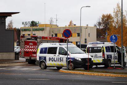 Poliisi harjoitteli Pudasjärvellä Kurenalla hyökkäystilannetta –vastaavia harjoituksia myös Oulussa ja Kuusamossa