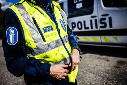 Lisää poliiseja myös maaseudulle