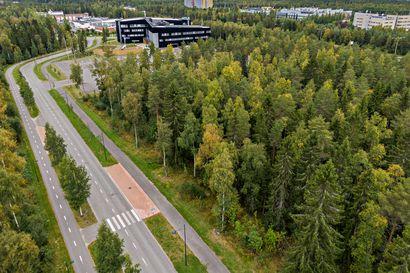 Oulun yhdyskuntalautakunta näytti vihreää valoa Nokian tonttikaupalle Linnanmaalla