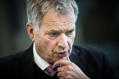 Ilkka-Pohjalainen: Presidentti Niinistö huolissaan ajattelusta, että velkojen takaisinmaksusta voisi livetä