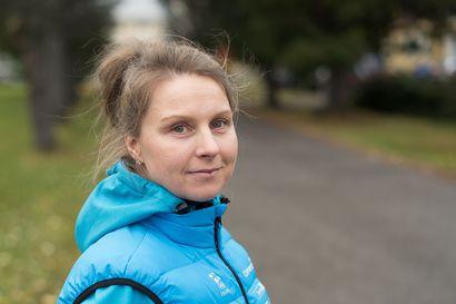Tuore ja tasapainoinen kaksikymppinen juhlii – Ruka Slalom liikuttaa isoa joukkoa rinteessä