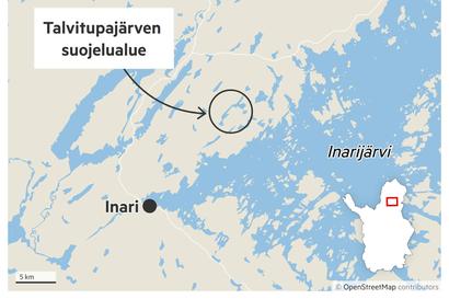 Jättimäinen metsänsuojelukauppa toteutui Inarissa – Satoja hehtaareja 200-vuotiasta männikköä suojeluun, valtiolta iso korvaus
