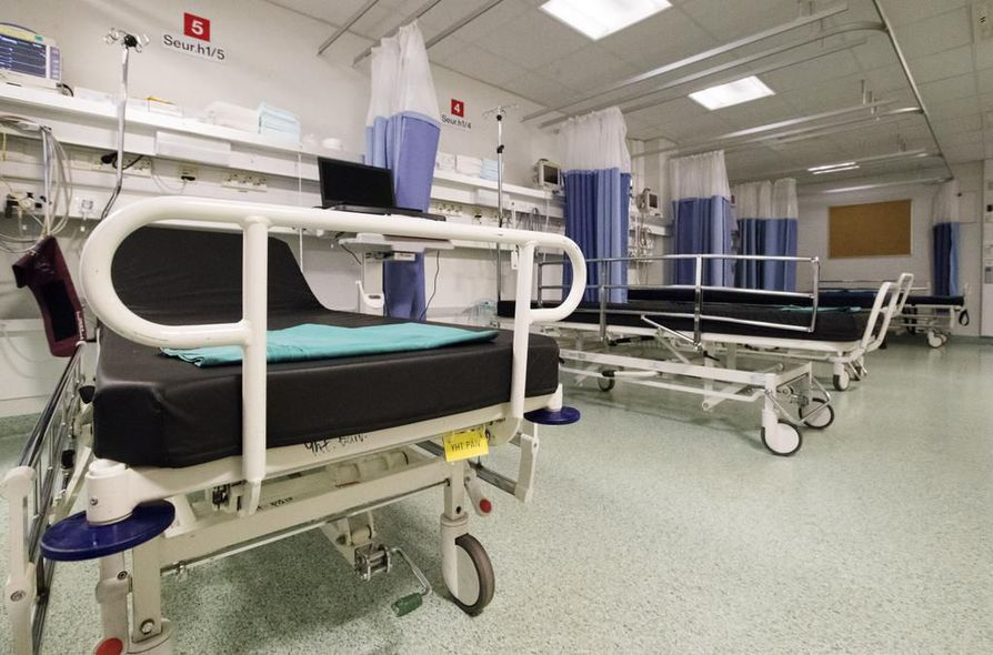 Oulun yliopistolliseen sairaalan (OYS) vastaanottoajalle ei ole asiaa, jos on flunssaisena tai koronavirusepäilyn takia karanteenissa.