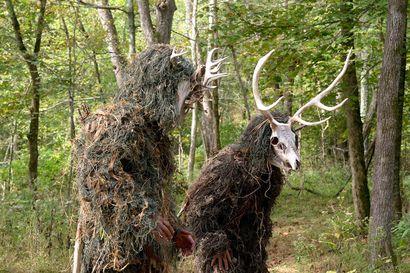 Arvio: Jos metsään haluat mennä nyt, sä takuulla järkytyt