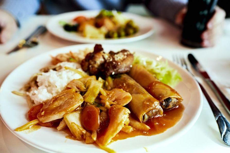 TripAdvisor on listannut Merikosken kiinalaisen viiden parhaan oululaiskinkkilän joukkoon.