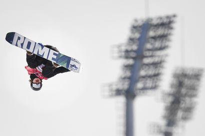 Rene Rinnekangas taituroi big airin maailmancupin avauksessa viidenneksi
