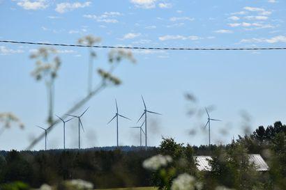 """Posio verottaa tuulivoimaloita kovimman mukaan –Murtotuulen yhden uuden voimalan verotulo 30000 euroa vuodessa: """"Se on todella merkittävä summa"""""""