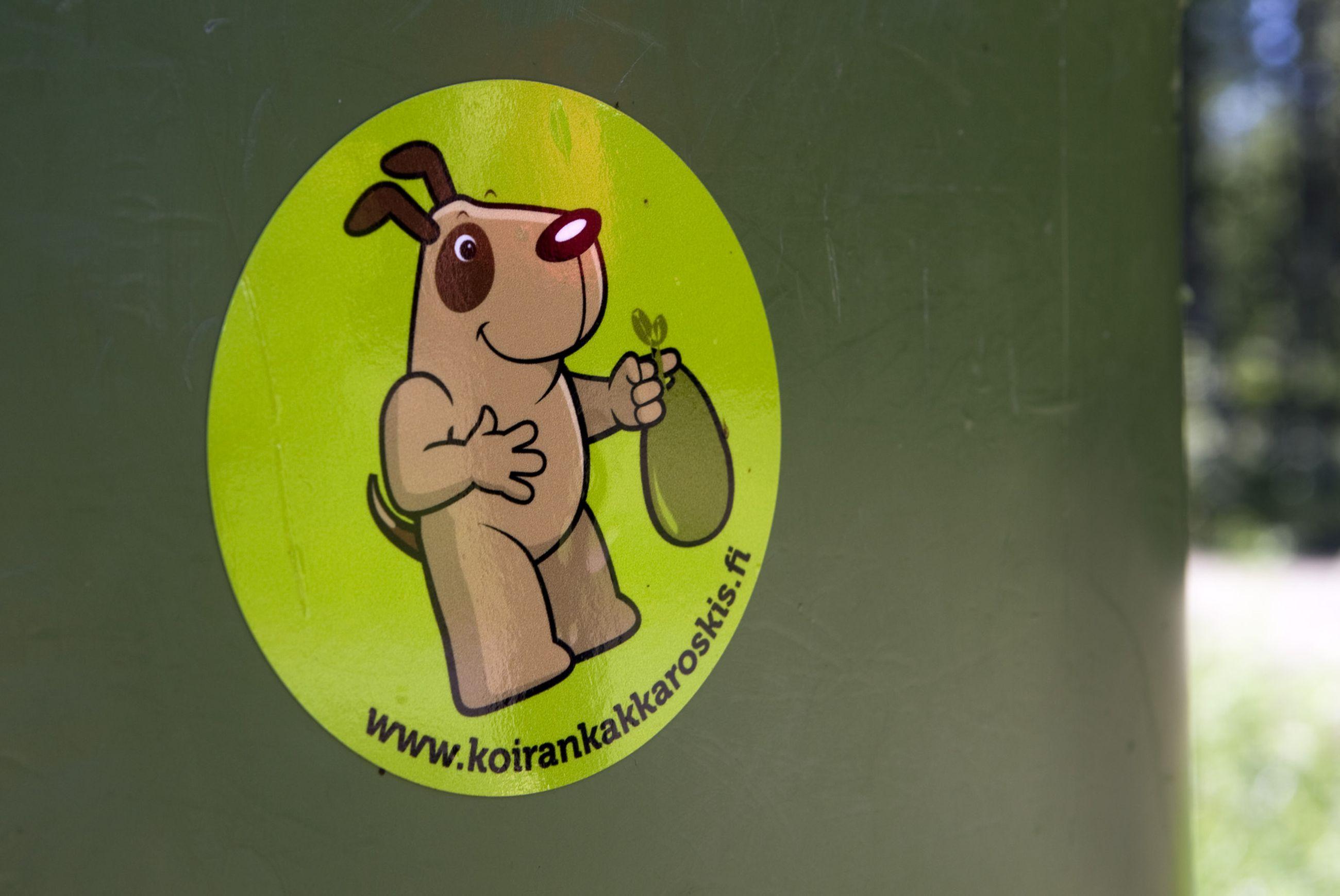 Koiran Vihreä Uloste