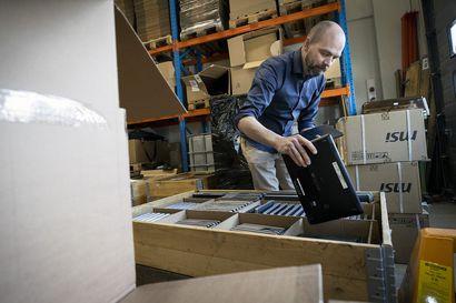 Käytetty työläppäri kelpaa hyvin koteihin – oululainen Taitonetti kasvattaa nyt markkinoitaan huimaa vauhtia Ruotsissa