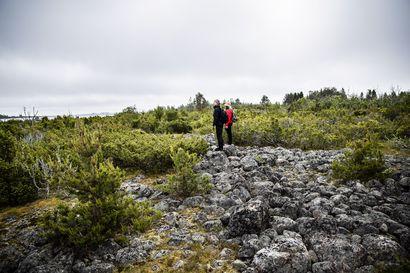 Perämeren saaristossa tutkitaan vanhan kalastuskulttuurin jälkiä – Selkä-Sarvessa on voinut olla asutusta jo 1500-luvun lopulla