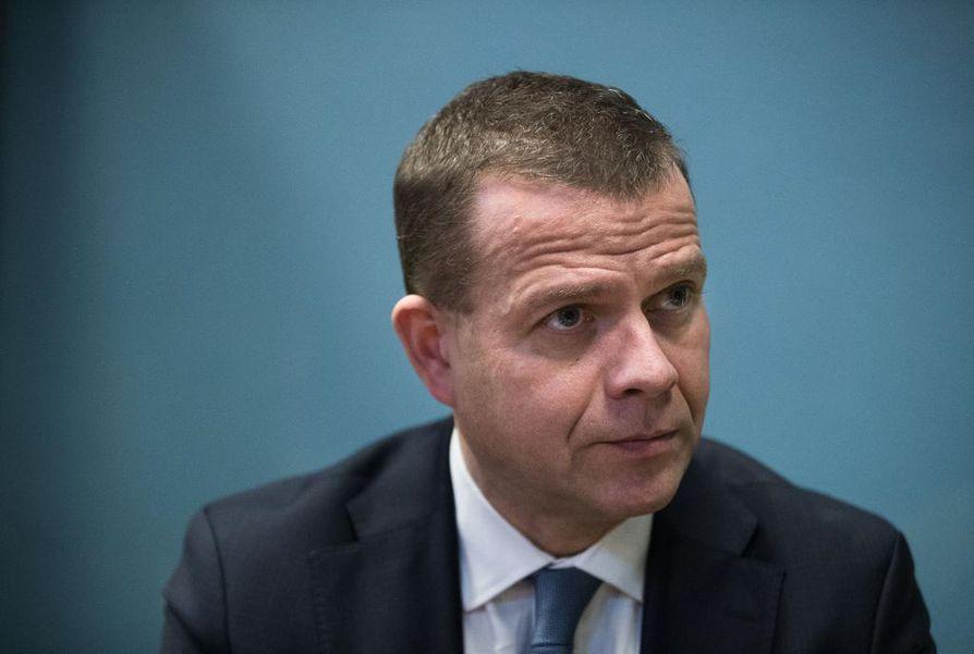 Kokoomuksen puheenjohtaja Petteri Orpo sai tietää tiistaina sairastavansa uniapneaa.