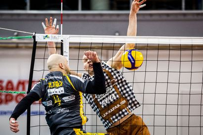Turku ja Helsinki palaavat lentopallon pääsarjakartalle