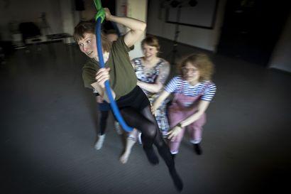 """Pikisaaren Kulttuurilaboratorio on tekemisen paikka nuorille –""""Toivomme Pikisaareen kulttuurikeskusta"""""""