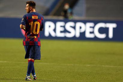 Barcelonasta pois haluava Lionel Messi ei ilmestynyt seuransa koronavirustestiin