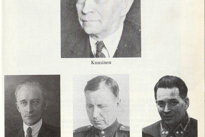 Kasvoista luotiin naamioita sodalle: Terijoen hallituksen synty ja toiminta paljastaa, mitä Neuvostoliitto tavoitteli Suomen suunnalla talvisodan aikana