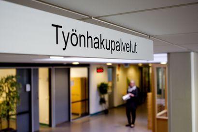Työttömyys lisääntyi Pohjois-Pohjanmaalla yhtä kuntaa lukuunottamatta – maakunnassa 4 000 työtöntä enemmän kuin vuosi sitten