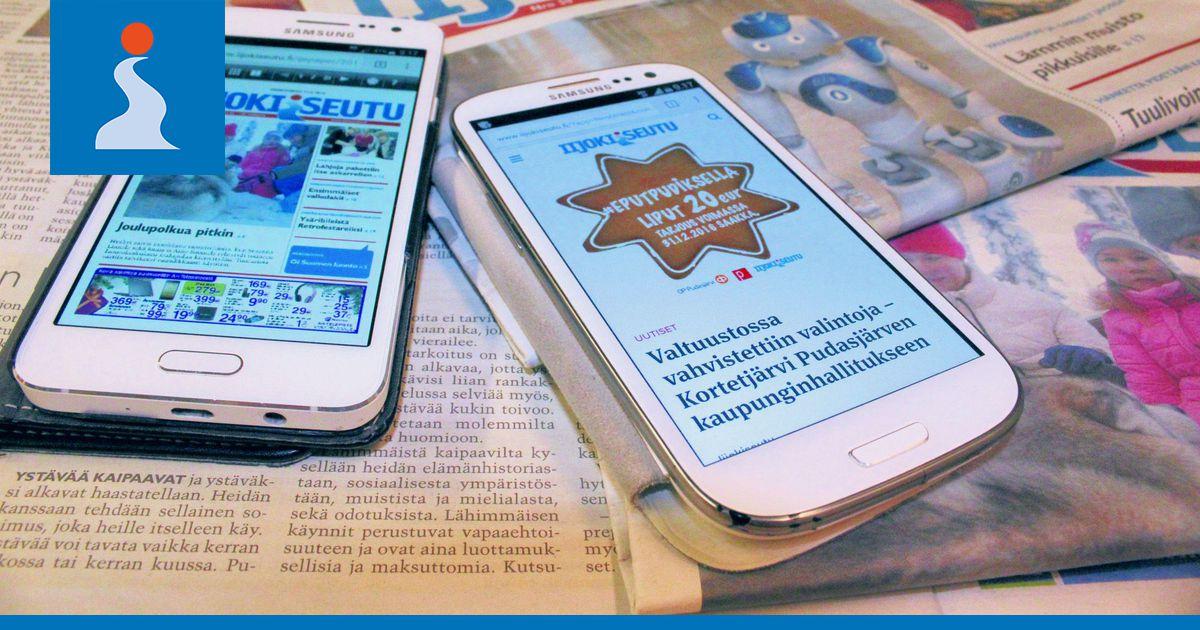 Suomalaiset Sanomalehdet