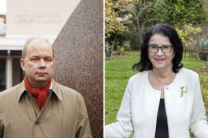 Hannele Niemi jatkamassa Lapin yliopiston hallituksessa – Yliopistokollegio kävi valinnasta tiukan luottamusäänestyksen