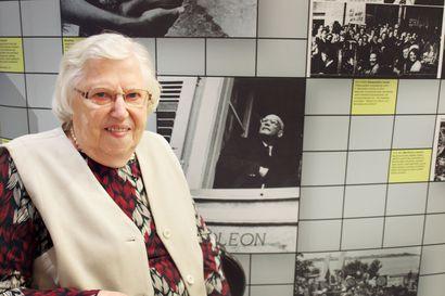 Koskaan ei ole liian myöhäistä: sallalainen Ilma Heikkilä teki esikoiskirjan 95-vuotiaana