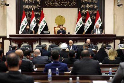 Irak päätti karkottaa ulkomaiset sotilasjoukot maastaan, Yhdysvallat ja Iran jatkoivat uhkausten latelua