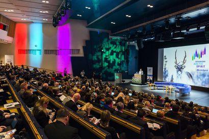Ilmastonmuutos ja nuoret esillä Rovaniemi Arctic Spirit -konferenssissa