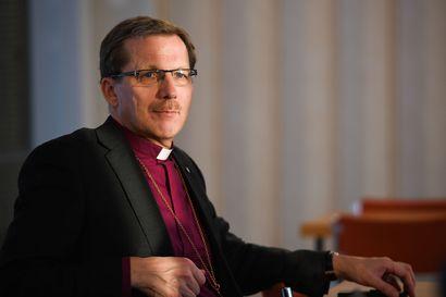 """Piispa Keskitalo Rovaniemellä monikulttuuristuvasta yhteiskunnasta: """"Uskonto saa näkyä, kunhan se tapahtuu yhteiskuntarauhaa rakentavalla tavalla"""""""