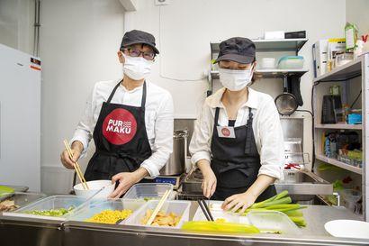 """Nokialla uransa tehnyt Hitoshi Ujiie päätti 60-vuotiaana vaihtaa alaa sekä mannerta ja perustaa Ouluun ramen-ravintolan: """"Jatkan työtä elämäni loppuun"""""""