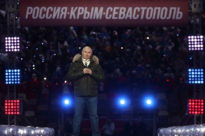 Analyysi: Kuinka varastaa maata naapurilta onnistuneesti – Putinin tuplaoperaatio toimii Ukrainassa yhä vain: Krim on osa Venäjää ja Donbassissa sota jatkuu